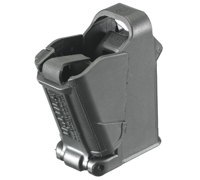 The UpLULA Magazine Speed Loader 9mm, .357, .40, .45