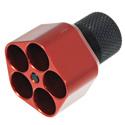 LCR® & Ruger SP101® Aluminum Competition Speedloader - .38/.357