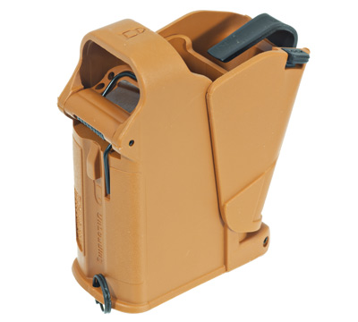 UpLULA™ Magazine Speed Loader - Burnt Orange
