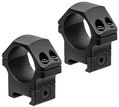 UTG PRO® 30mm  Low Profile P.O.I.® Picatinny Ring Set