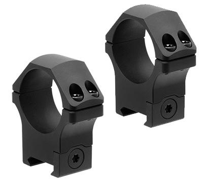 UTG PRO® 34mm  Medium Profile P.O.I.® Picatinny Ring Set