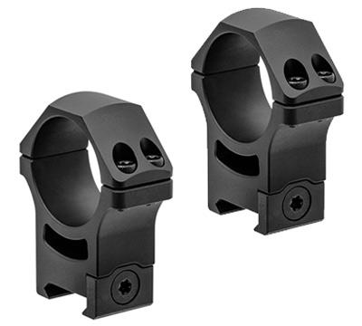 UTG PRO® 34mm  High Profile P.O.I.® Picatinny Ring Set