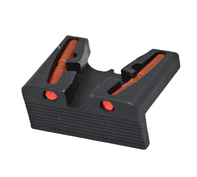 Ruger-57™ HIVIZ® Lightwave® Adjustable Rear Sight Blade