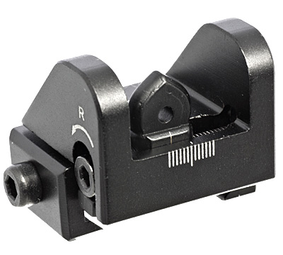 UTG Sub Compact Rear Sights ShopRuger