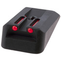 SR-Series™ Fiber Optic Sight Rear - Red
