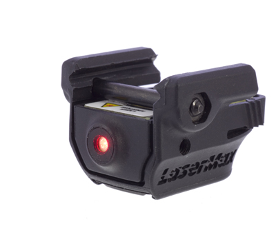 LaserMax Uni-Max Red Rail Mounted Laser