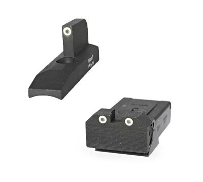 Mark Series Pistol Adjustable Tritium Night Sight Set