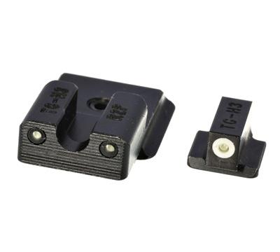 TRUGLO® Tritium Pro LC Pistol Night Sight Set
