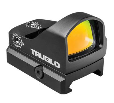 TruTec™ Micro Sub-Compact Open Red Dot Sight