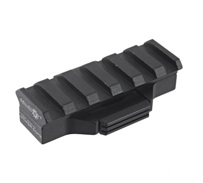 Quick Release M-LOK Picatinny Rail  Adapter