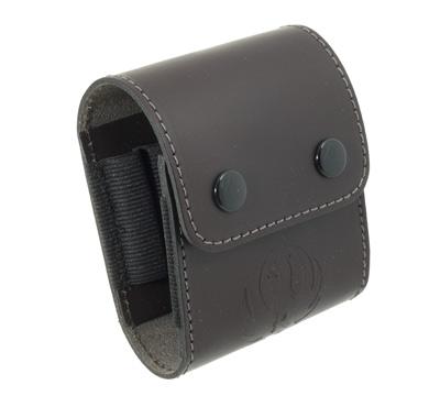 Leather Cartridge Wallet - Dark Brown