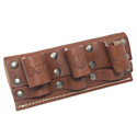 Leather 10/22® 3-Mag Pouch - Tan