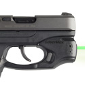 CenterFire Light/Green Laser with GripSense - LC9®/LC380®/LC9s®/EC9s®