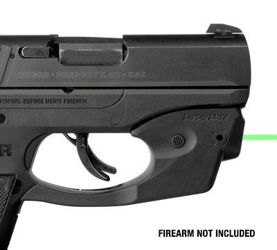 CenterFire Green Laser with GripSense - LC9®/LC380® /LC9s®/EC9s®
