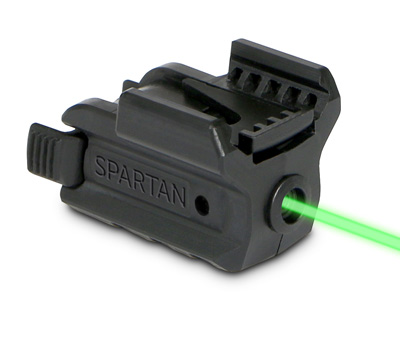 Green Spartan™ Laser