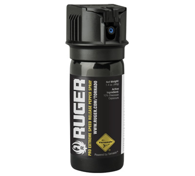 Pro Extreme Speed Release Pepper Spray