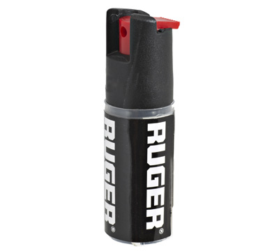 Ruger Pepper Spray with Key Ring