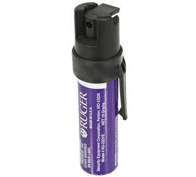 Ruger Marking Spray Plus UV Dye with Clip