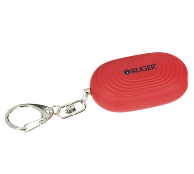 Ruger Personal Alarm with LED Light