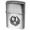 Zippo® Lighter - Classic Brushed Chrome