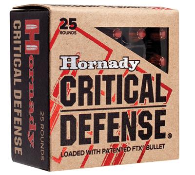 Hornady®  .40 S&W 165 GR