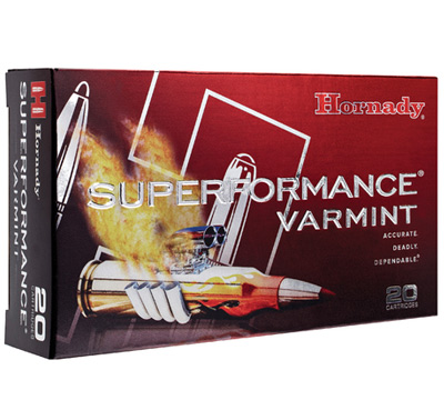 Hornady® 204 RUGER® 40 GR V-MAX™