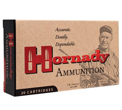 Hornady® Ammunition 204 RUGER® 45 GR SP