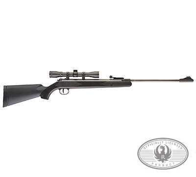 Ruger® Blackhawk® .177 Combo with 4x32 Scope