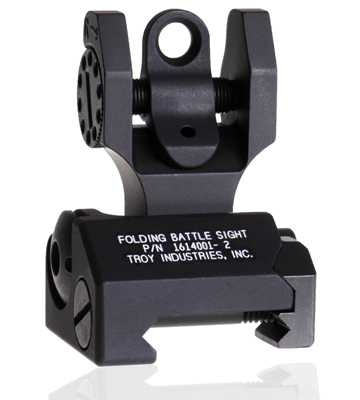 Rear Folding Battle Sight