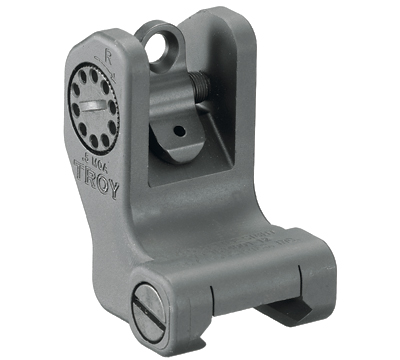 Fixed Rear Sight