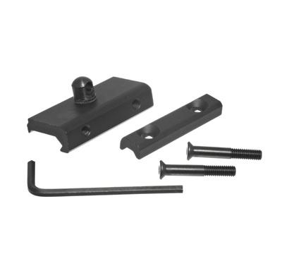Bipod Stud Rail Adapter