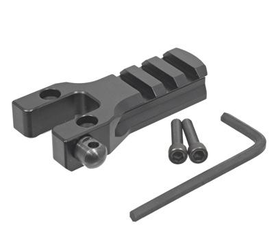 Mini-14® & Mini Thirty® Picatinny Mount  - Black W/ Swivel Stud - 580 Series Rifle