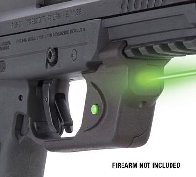 Viridian Essential Green Laser Sight - Ruger-57™