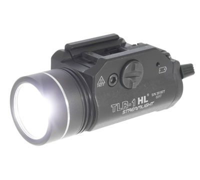 Streamlight® TLR-1 HL® High Lumen Rail-Mounted Tactical Light