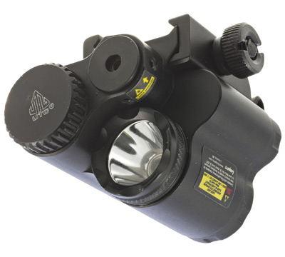 UTG® Sub-Compact LED Light and Aiming Adjustable Red Laser