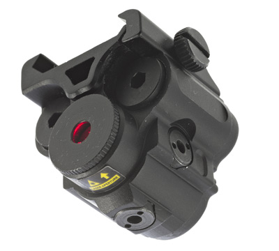 UTG® Sub-Compact Red Laser, Solid Strobe Mode Integral Mount