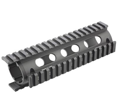 M4/15 Carbine Length Drop-in Quad Rail System