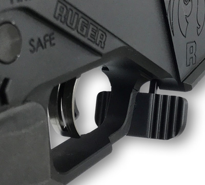 Ruger Precision Rifle® Magazine Release Extension - Black