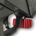 Ruger Precision® Rifle Magazine Release Extension - Red