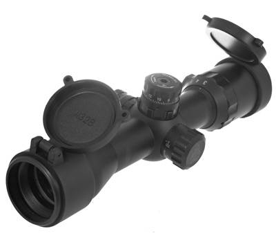 BugBuster 3-12x32 Scope