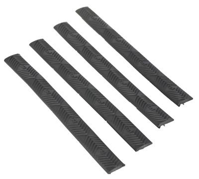 M-LOK® Wedgelock™ Slot Cover Grip - 4Pack Black