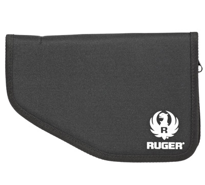 Zippered Handgun Case - 10.5
