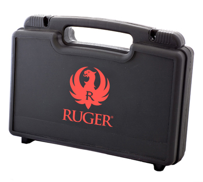 Black Handgun Case