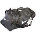 Nike� Black Duffle