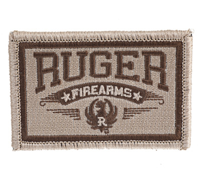 Classic Coyote Brown & Khaki Tactical Patch