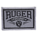 Classic Black & Gray Tactical Patch