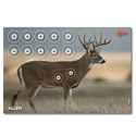 EZ-Aim Whitetail Paper Shooting Target - 2-Pack