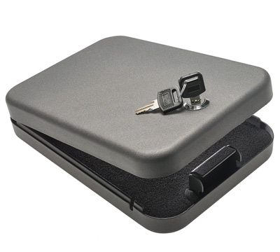 Snapsafe® Lock Box with Key Lock