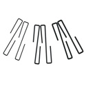 Snapsafe® Hangers  - Mix-Pack