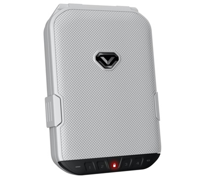 Vaultek LifePod Electronic Gun Safe - White